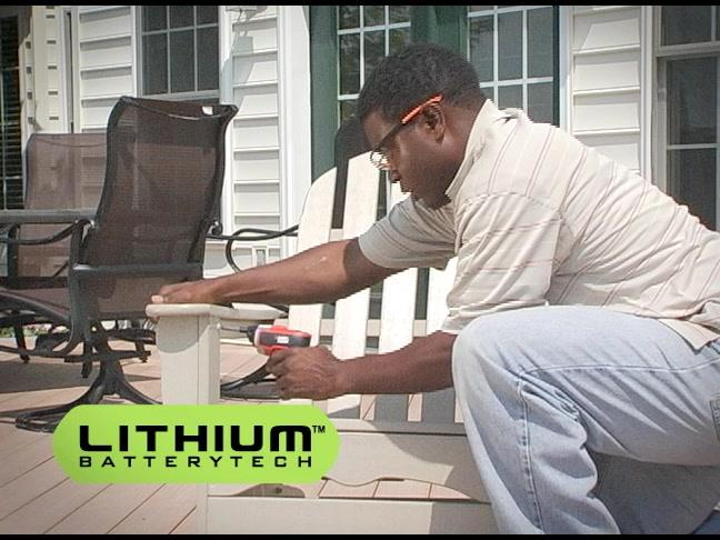 The Lithium Compact Fit Screwdriver | BLACK+DECKER