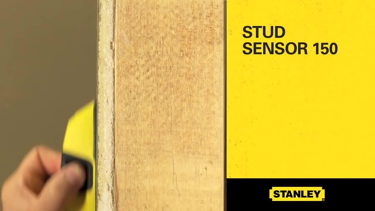 STANLEY® Stud Sensor 150™ | STANLEY® Tools