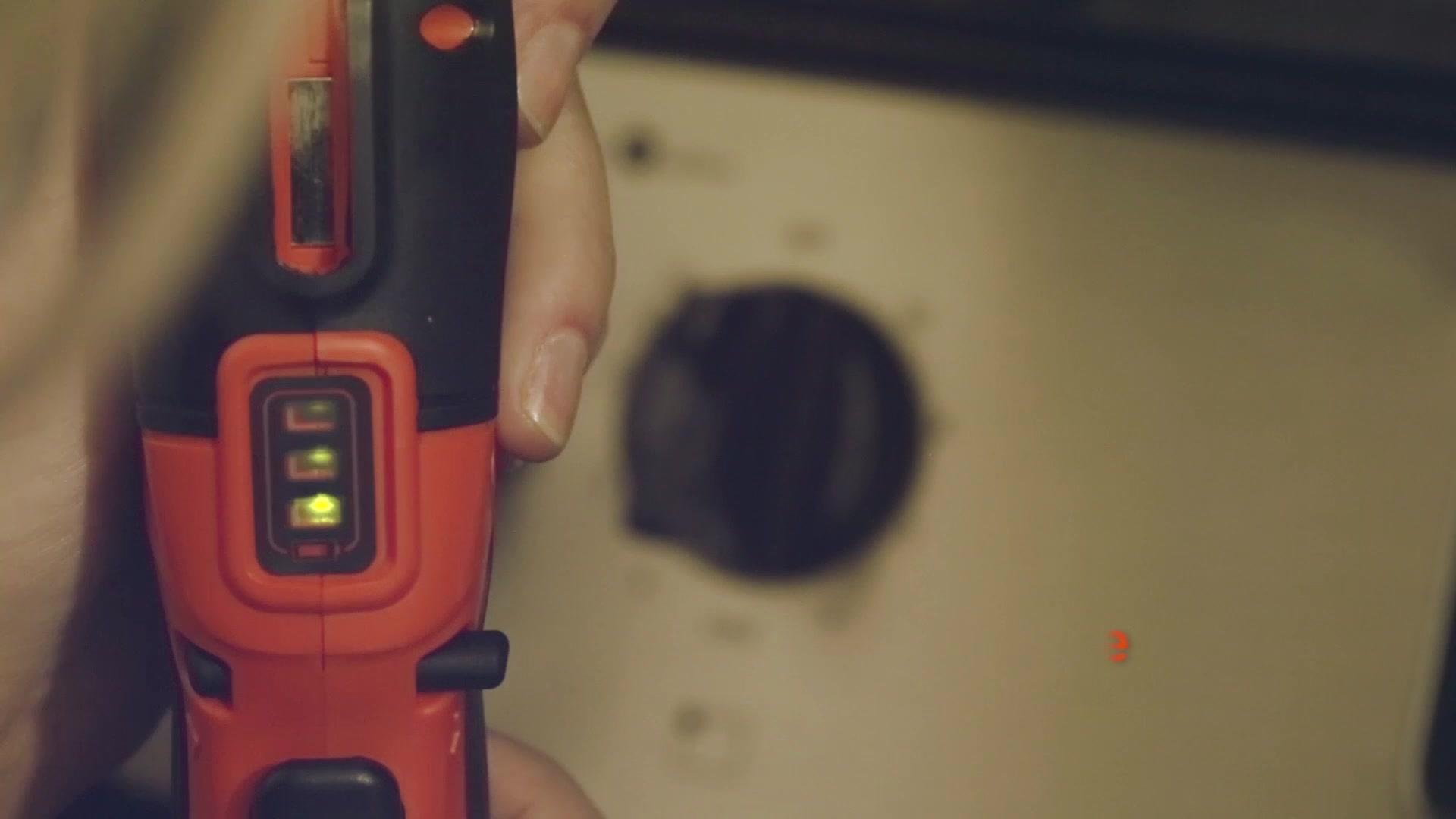 The 4V MAX* Pivot Screwdriver | BLACK+DECKER