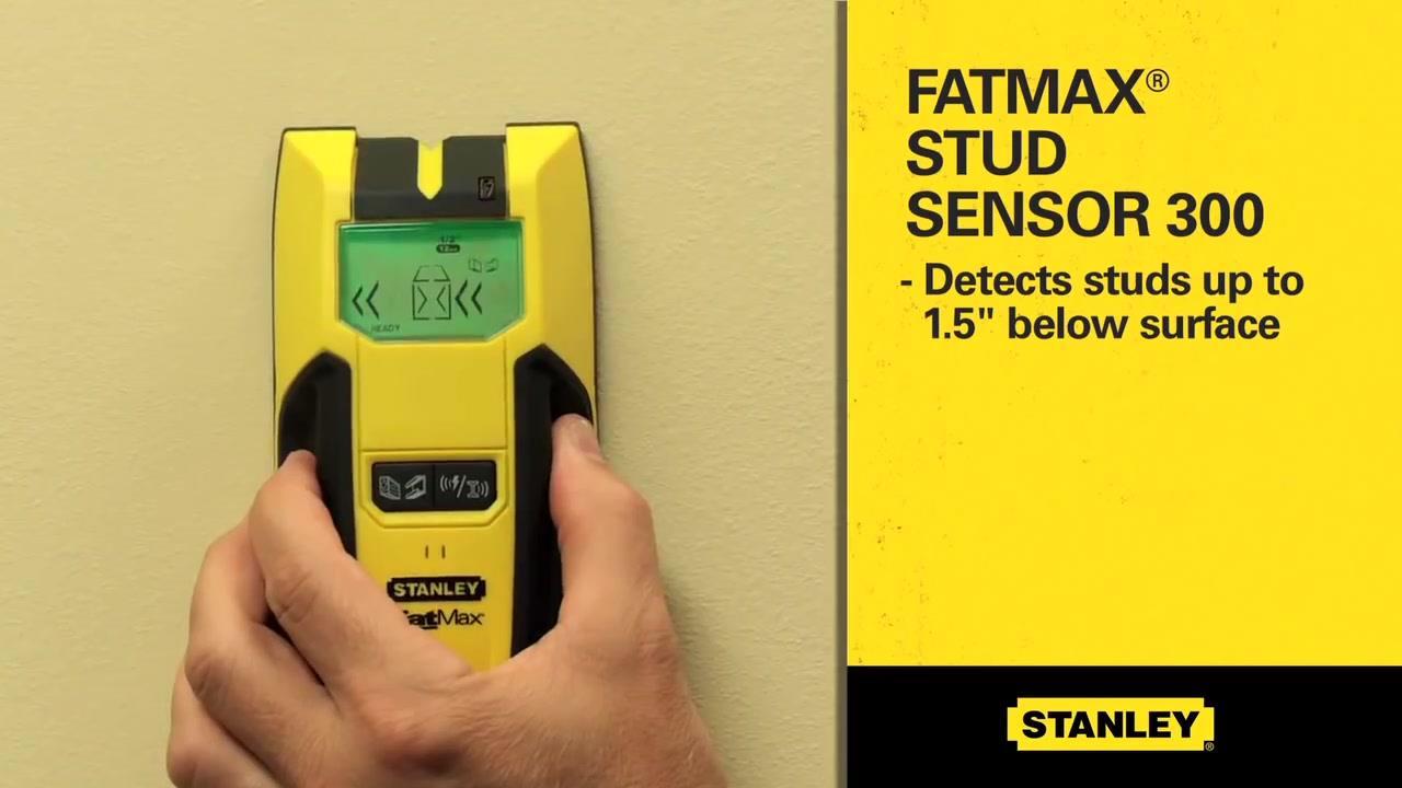 STANLEY® Stud Sensor 300™ | STANLEY® Tools