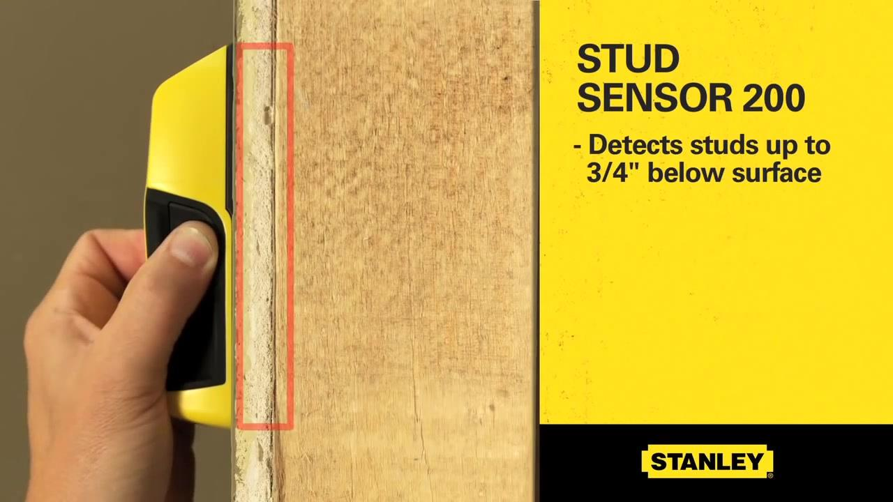 STANLEY® Stud Sensor 200™ | STANLEY® Tools